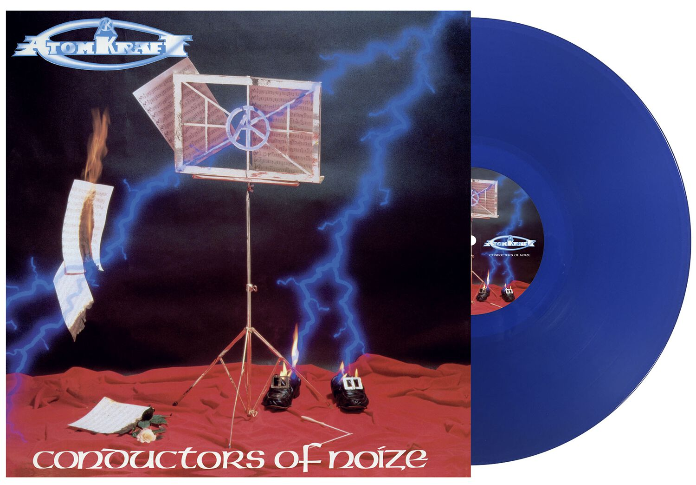 Image of Atomkraft Conductors of noize LP blau