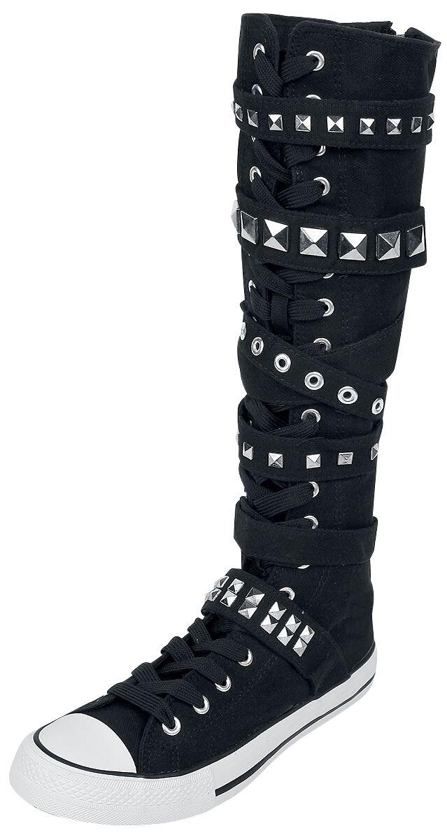 Sneakers für Frauen - Brandit Hurricane Sneaker schwarz  - Onlineshop EMP