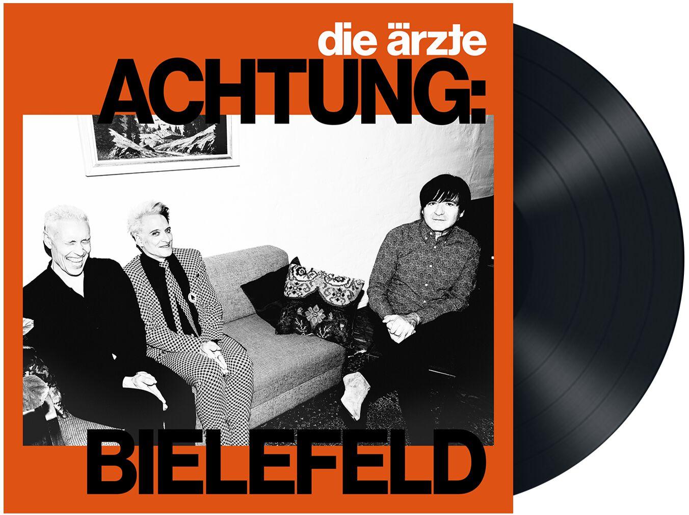 Image of Die Ärzte ACHTUNG BIELEFELD 7 inch-SINGLE Standard