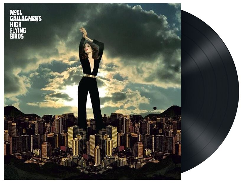 Image of Noel Gallagher's High Flying Birds Blue moon rising 12 inch-EP Standard