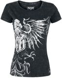 Eagle Cut Out Shirt