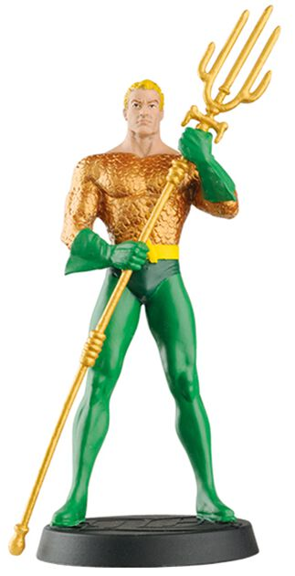 Aquaman Aquaman Sammelfiguren multicolor MOSSCDCUK0 38