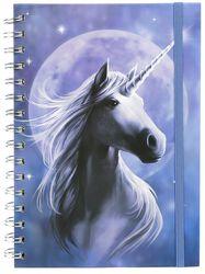 Unicorn Starlight - Notizbuch