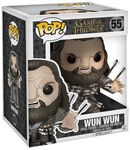 Wun Wun with Arrows Oversize - Vinyl Figure 55