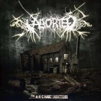 Image of Aborted The archaic abattoir CD Standard