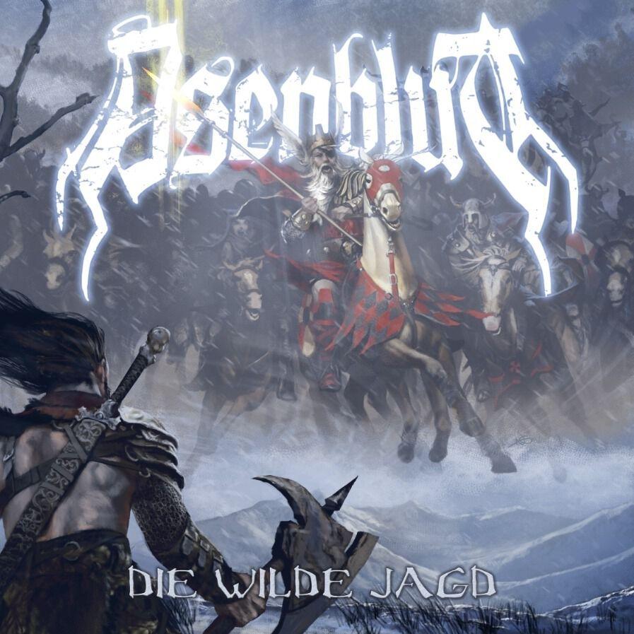 Image of Asenblut Die wilde Jagd CD Standard