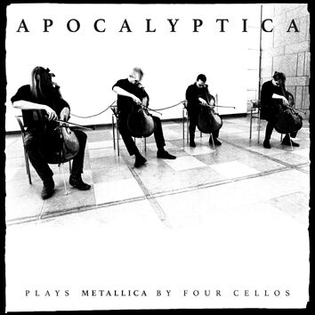 Image of Apocalyptica Plays Metallica by four cellos (Remastered 20th Anniversary Edition) CD Standard