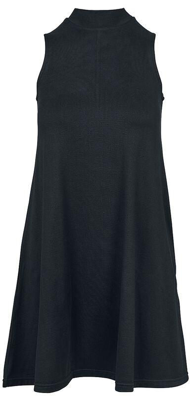 Ladies A-Line Turtleneck Dress