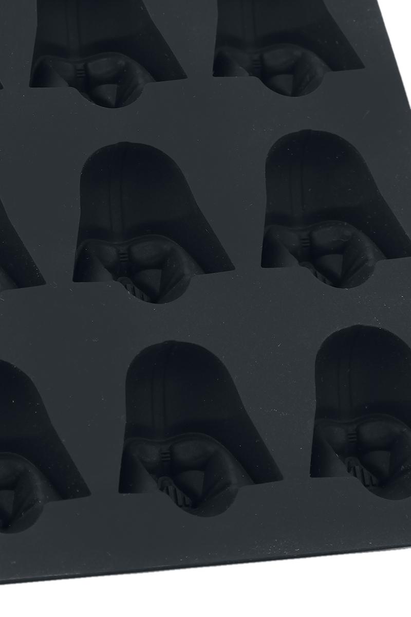 Image of Star Wars Darth Vader Eiswürfelform schwarz
