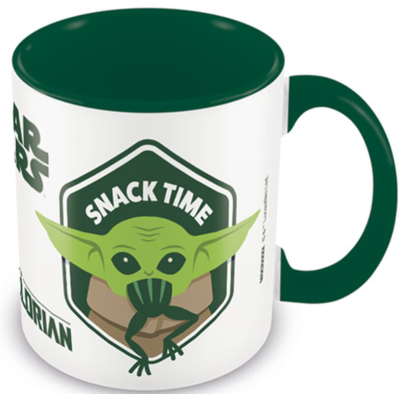 The Mandalorian - The Child (Baby Yoda) - Snack Time