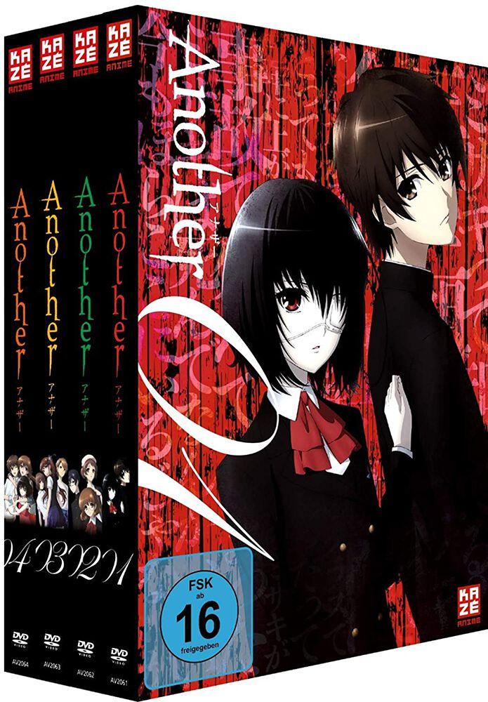 Image of Another Gesamtausgabe 4-DVD Standard