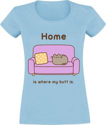 Home Is Where My Butt Is.