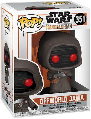 The Mandalorian - Offworld Jawa Vinyl Figur 351