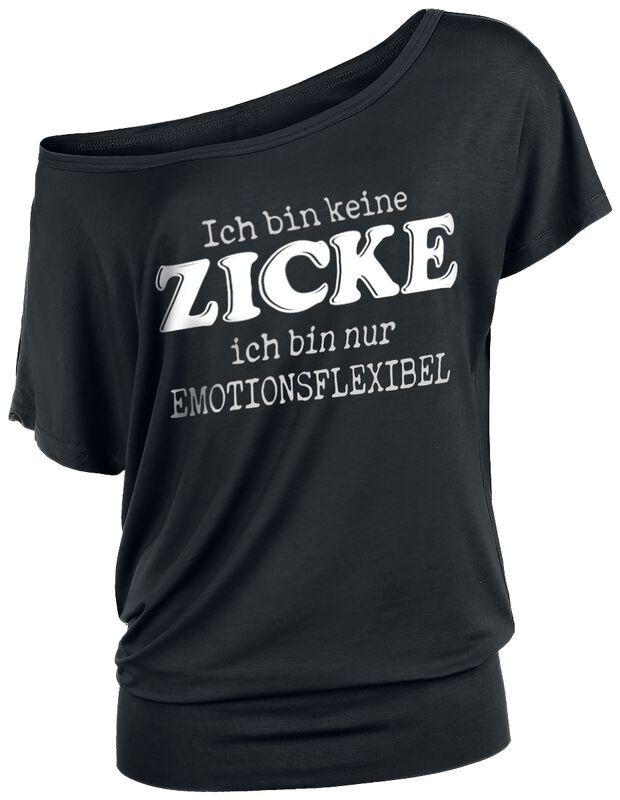 Ich bin keine Zicke ich bin nur emotionsflexibel