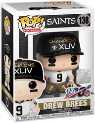 Saints - Drew Brees Vinyl Figure 138