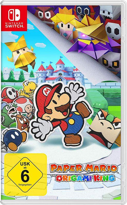 Paper Mario - Origami King