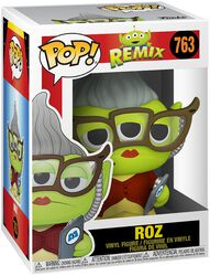 Alien Remix - Roz Vinyl Figur 763