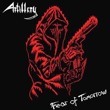 Image of Artillery Fear of tomorrow CD Standard