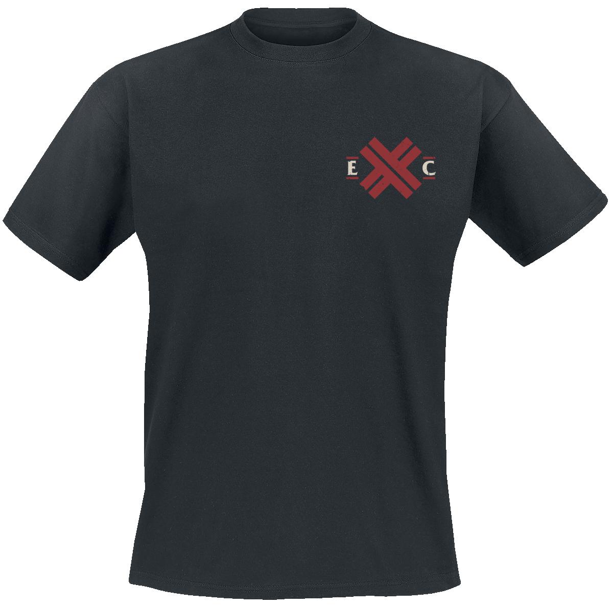 Eskimo Callboy - Snake N Roses - T-Shirt - black image