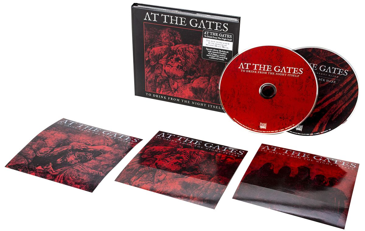Image of At The Gates To Drink From The Night Itself 2-CD Standard