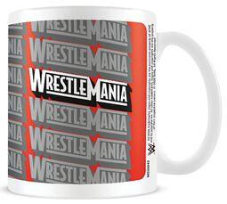 WrestleMania Retro Logo