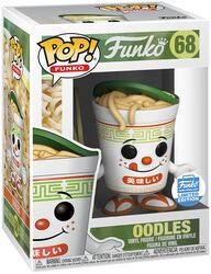 Fantastik Plastik Oodles (Funko Shop Europe) Vinyl Figur 68