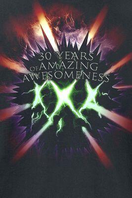 30 Years Green Logo