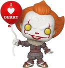 Kapitel 2 - Pennywise with Balloon Vinyl Figure 780