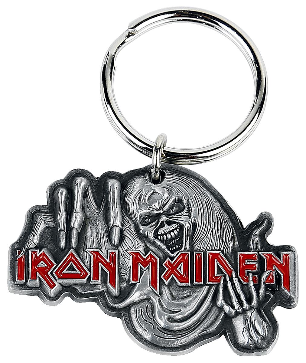 Iron Maiden - The Number Of The Beast - Schlüsselanhänger - multicolor