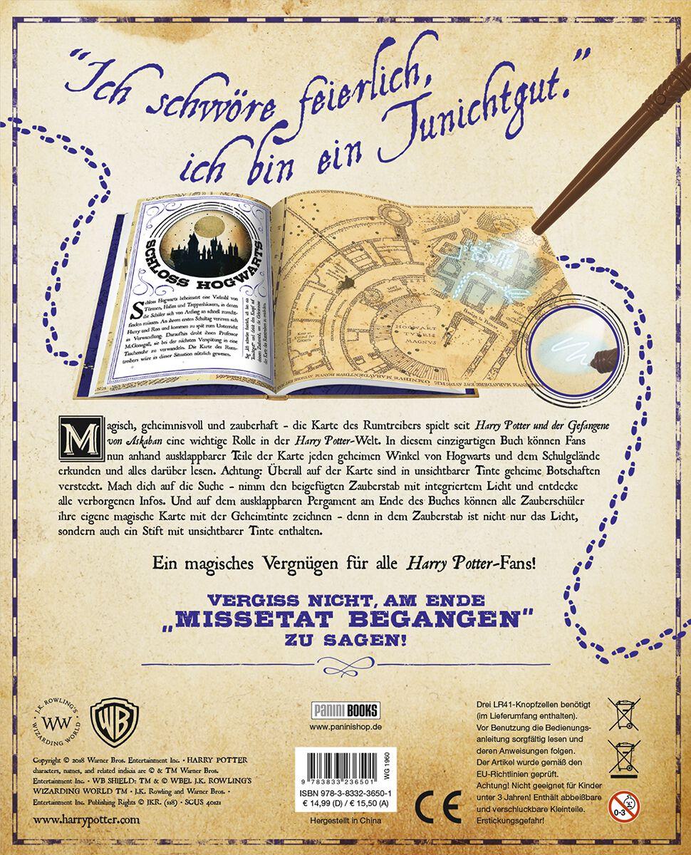 Harry Potter Karte Des Rumtreibers Spruch.Die Karte Des Rumtreibers Eine Reise Durch Hogwarts