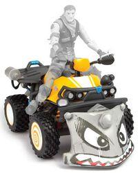 Quadcrasher Actionfigur Zubehör (28 cm)