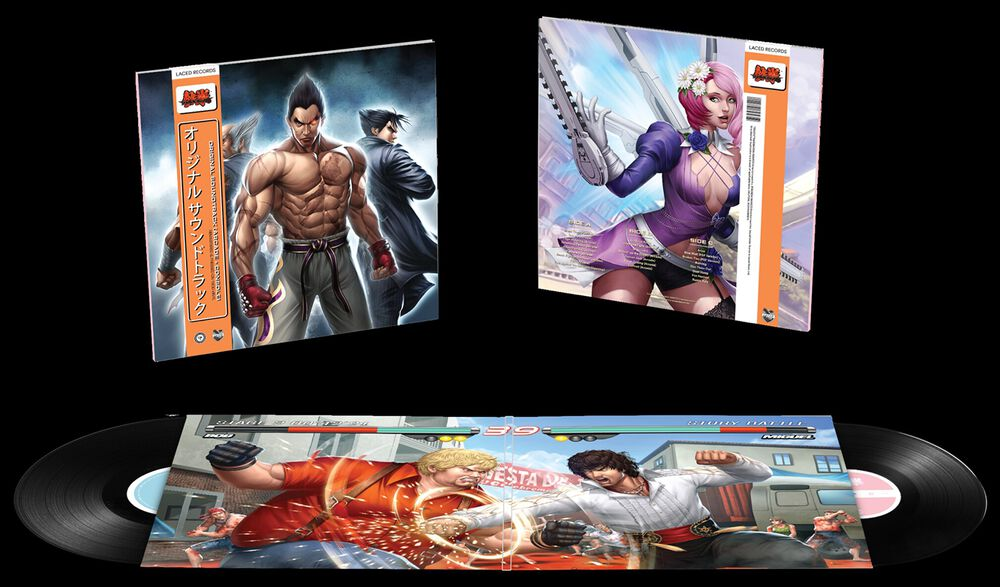 Tekken 6 - Original Soundtrack