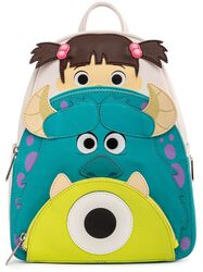 Monsters Inc. Loungefly - Boo, Mike & Sully