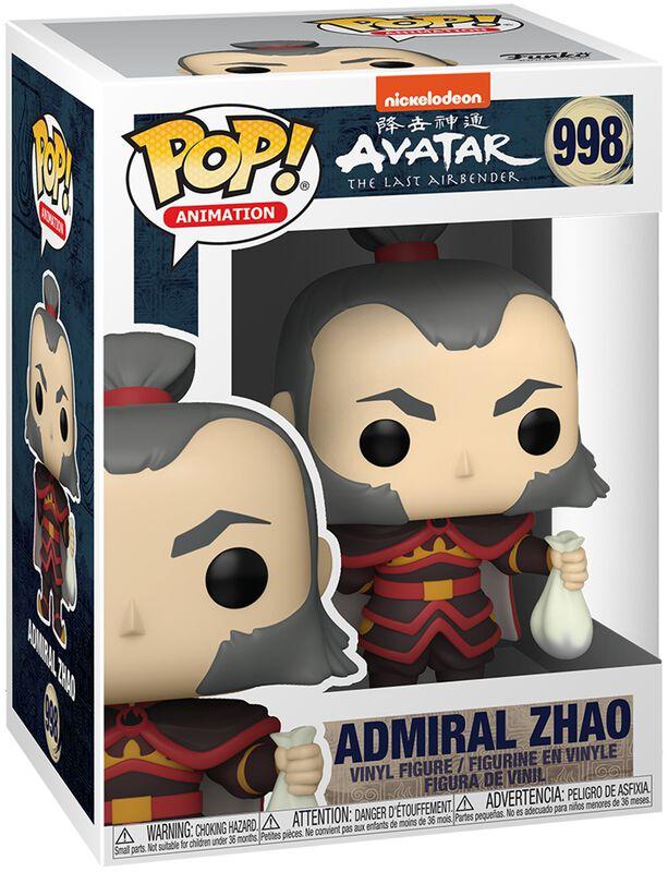Admiral Zhao Vinyl Figur 998
