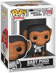 Baby Pogo Vinyl Figur 1119