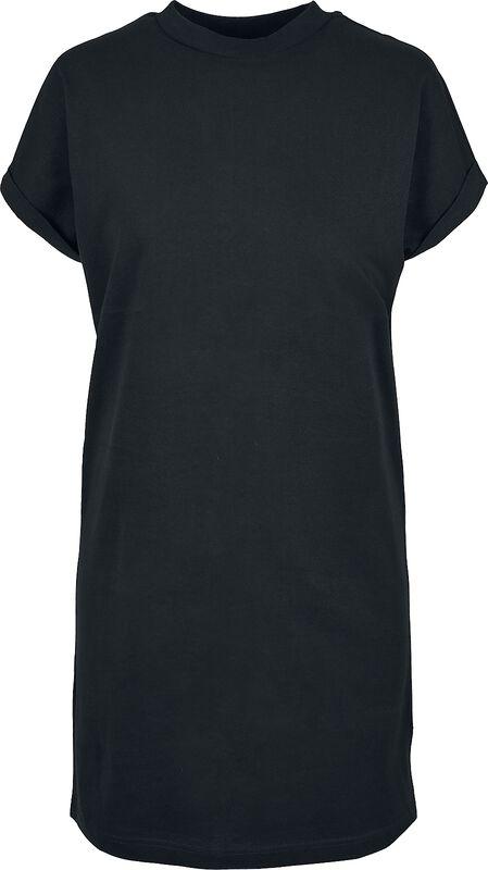 Ladies Organic Cotton Cut On Sleeve Tee Dress
