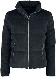 Heavy Cord Winterjacket