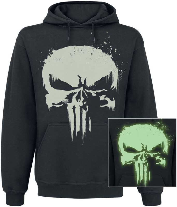 Glow In The Dark Skull