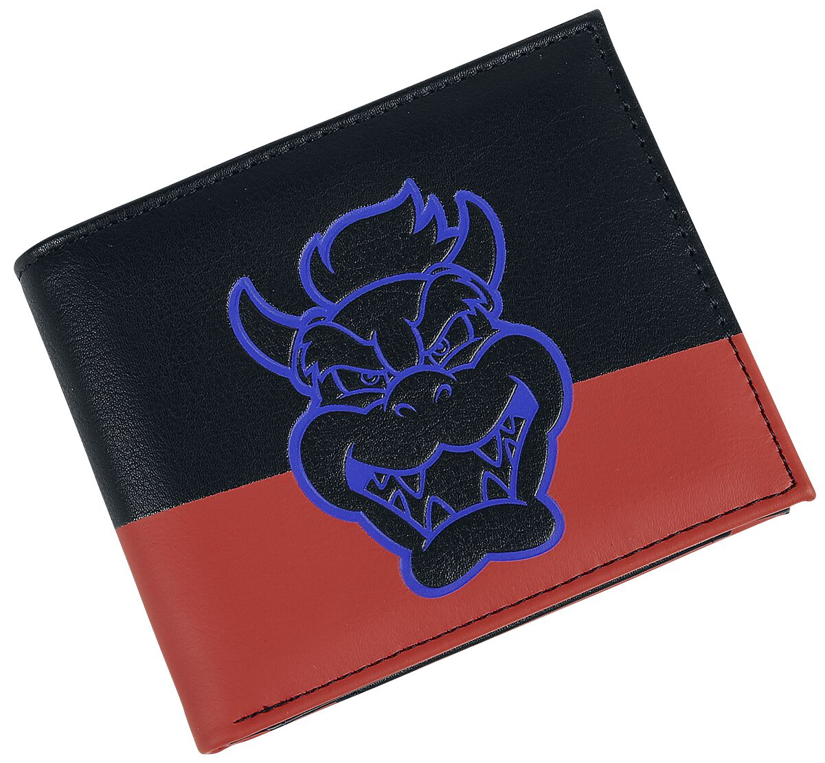 Geldboersen - Super Mario Bowser Geldbörse multicolor  - Onlineshop EMP