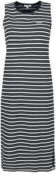 Mini Check Midi Dress