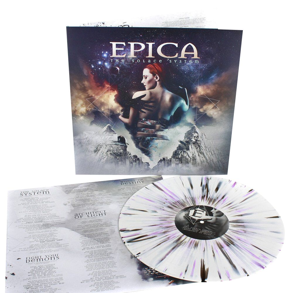Image of Epica The solace system EP Standard