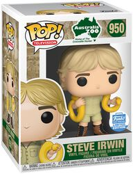 Steve Irwin (Funko Shop Europe) Vinyl Figure 950