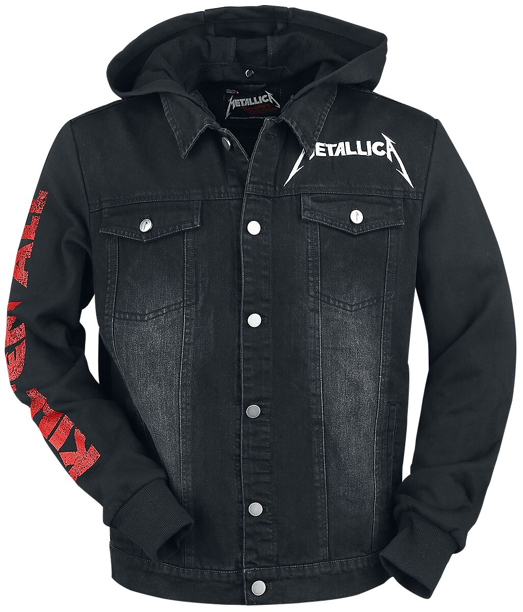 Emp Signature Collection Metallica Jeansjacke Emp