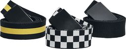 Belts Trio 3er Pack