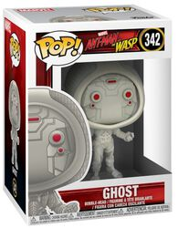 Ant-Man and The Wasp - Ghost Vinyl Figur 342
