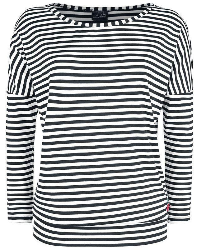 Stripes Loose Longsleeve