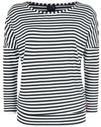 Stripes Loose Longsleeve