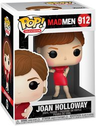 Mad Men Joan Holloway Vinyl Figure 912
