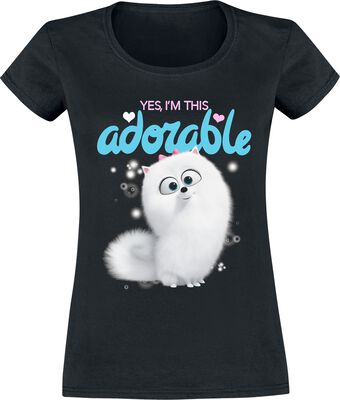 2 - Gidget - Yes, I'm This Adorable