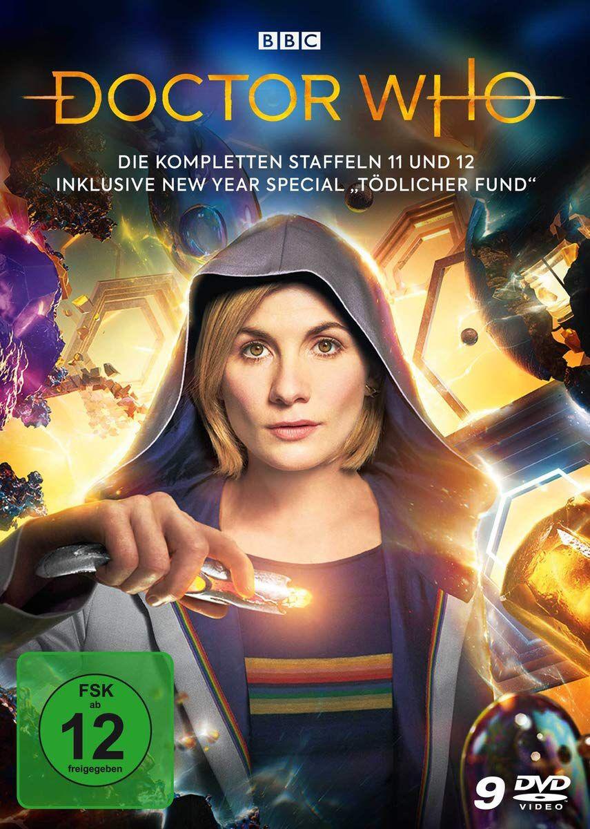 Image of Doctor Who Die kompletten Staffeln 11 und 12 inkl. New Year Special 9-DVD Standard
